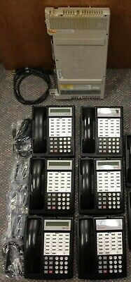 Avaya Lucent Att Partner Acs Phone System 6 18d Phones W Voicemail