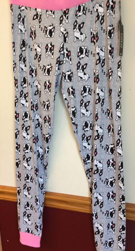 French Bulldog Lounge Pants