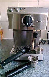 Kuchef Espresso Machine West Ryde Ryde Area Preview