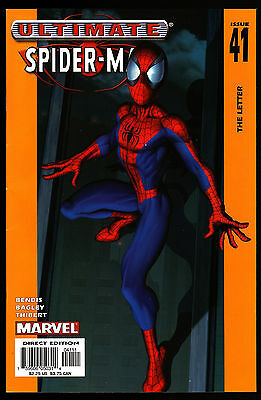 ULTIMATE SPIDER-MAN #41 * Peter and Mary Jane get back