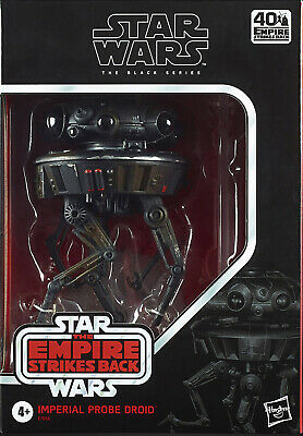 "Star Wars The Black Series Imperial Probe Droid 6"" Action Figure Ships April 10!"