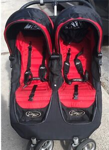 City Mini Double Stroller