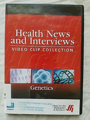 Health News And Interviews Genetics Video Clips 37383 K Films Media Group