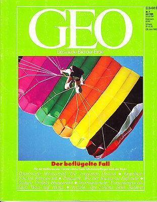 GEO – Das neue Bild der Erde – Ausgabe 7 / 1989