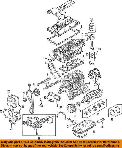 details about hyundai oem 96 12 elantra engine valve spring retainer keeper 2222322001 2005 Hyundai Elantra Engine Diagram Flywheel