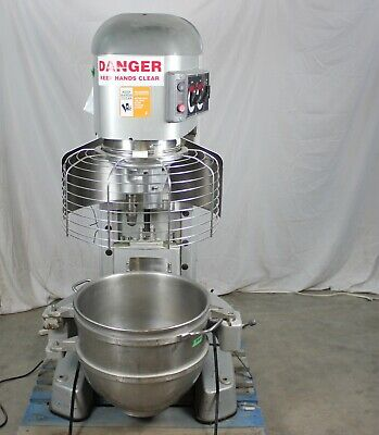 Hobart Legacy Hl800 - 80 Qt. Planetary Mixer Reconditioned