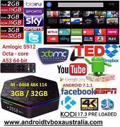 3/32GB T95Z Plus TV Box S912 8 Core Android 7.1.1 kodi 17.4 wifi Noble Park Greater Dandenong Preview