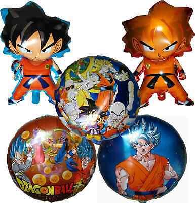 DRAGON BALL Z SUPER SON GOKU BALLOON ANIME PARTY SUPPLIES DECORATION TOY GIFT