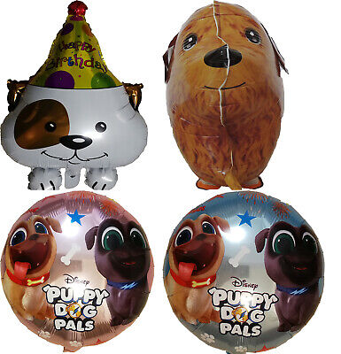 DAY HAT PUP BALLOON ANIMAL DOG THEME PET PARTY SUPPLIES (Puppy Dog Party Supplies)