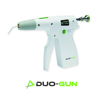 Diadent Duo-gun Handpiece For Vertical Compaction Backfill Obturation System