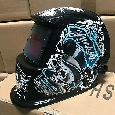 Lckd Auto Darkening Weldinggrinding Helmet Hood1 Carrying Bag1 Clear Cover