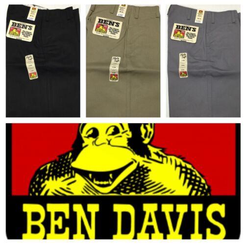 "Ben Davis Men 14"" Shorts - Original Ben's Classic 50/50 B..."