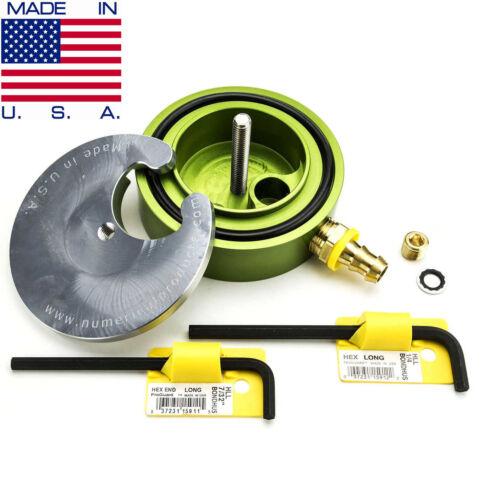 Fuel Tank Sump FASS AirDog Fuelab Pump Duramax Powerstroke, Diesel, Gas