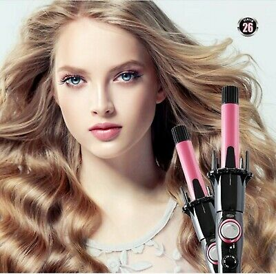 KISS New York INSTA WAVE Professional 26mm Automatic Curler PACI01KR -Only 220V