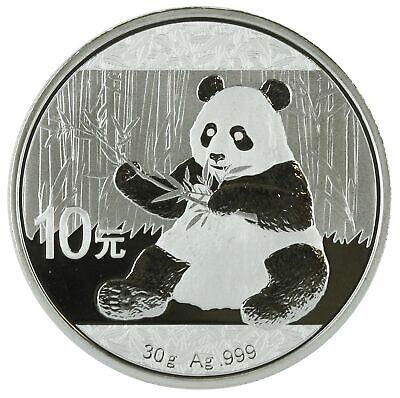 2017 30g Silver Chinese Panda .999 ()
