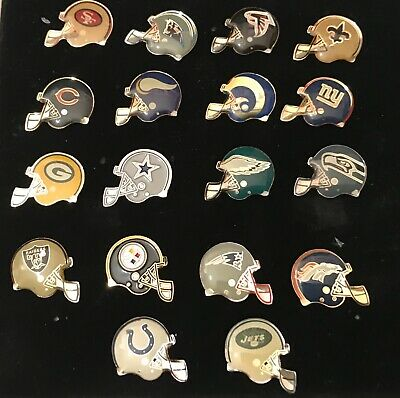 Wholesale Lot 100 NFL Helmet Charms Jewelry Making Cowboys Steelers Patriots  Nfl Steelers Helmet