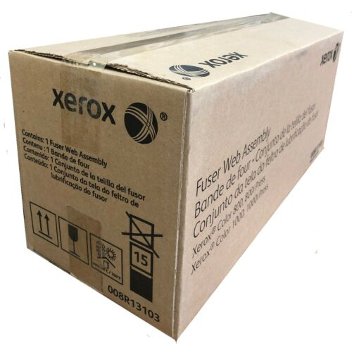 Genuine Xerox 008R13103 Fuser Web Assembly Color 800 1000 Press
