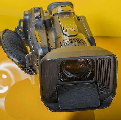 Canon VIXIA GX10 4K UHD Camcorder - Black