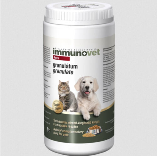 IMMUNOVET Powder for Cats and Dogs Granulate 1 kg / 2.2lb - Immune Booster