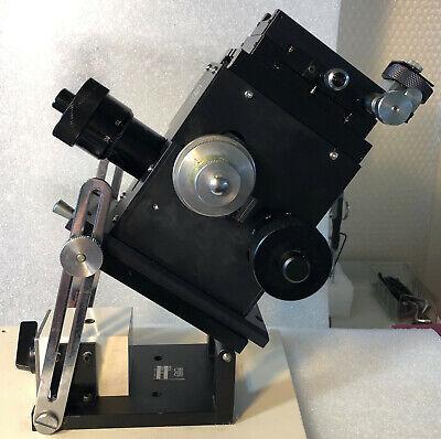 Narishige Mx-1l Micromanipulator W Xyz Super-fine Coars Movetilt Magn. Base