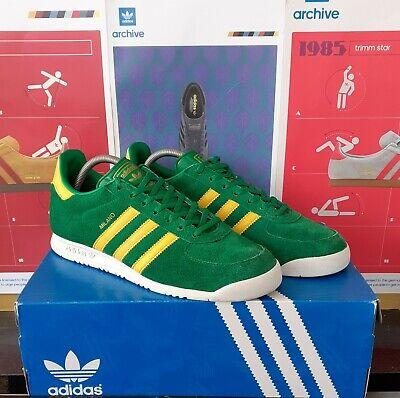 Adidas Milano Size 9 Deadstock 2014 Release Newton heath/WBA Cw