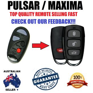 Nissan pulsar Remote