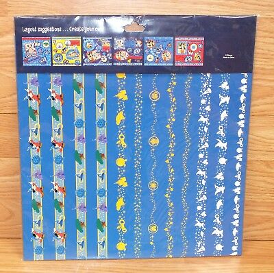 Disney World Scrapbooking (Genuine Disney World / Land Capture the Magic With This Scrapbooking Kit! *NEW* )