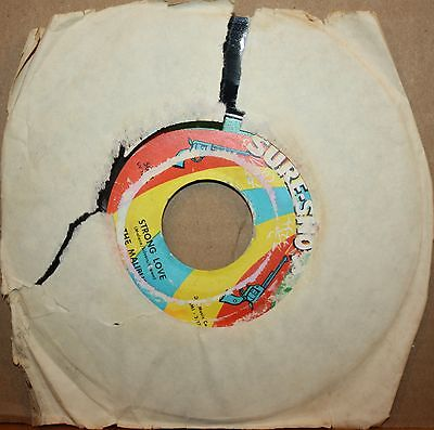MALIBUS Chance For You And Me **STRONG LOVE** Northern Soul 45 on SURE-SHOT 5008