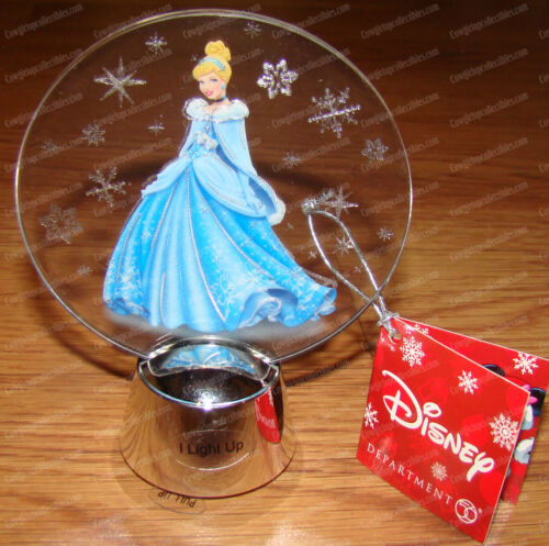Walt Disney, Cinderella Holidazzler (Dept. 56, 4051793) Led Nightlight