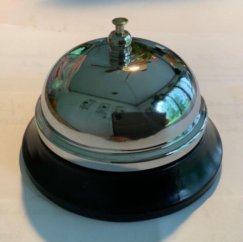 Front desk/ school desk tap bell