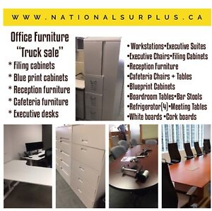 Office Furniture *20 Truck loads