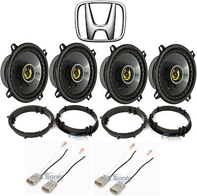 """Kicker 6.5"""" Door+Panel Speaker Replacement Kit For 2002-2005"""