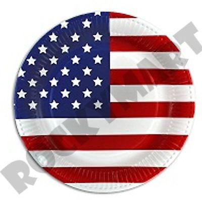 12 Patriotic Party Plates 9
