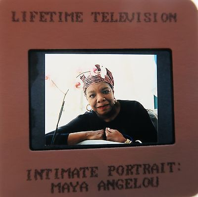 MAYA ANGELOU poet civil rights activist I Know Why the Caged Bird Sings  SLIDE 1