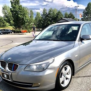 """PRICE REDUCED""2008 BMW 535Xi GPS MINT CONDITION FOR SALE"