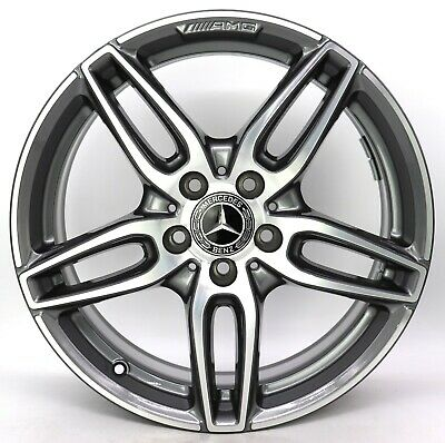 18Zoll Original Mercedes A B CLA W176 W247 X117 C117 AMG Alufelge A1764010700 2