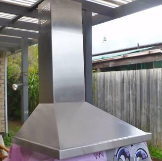 stainless steel 600 mm range hood