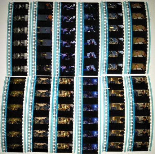 The Amazing Spider-Man Movie 60 x 35mm Genuine Film Cells 12 x Strips Cinema D