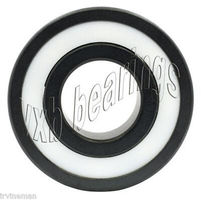 6805-2RS Full Ceramic Sealed Bearing 25x37x7 Si3N4 Ball Bearings 16261 ()