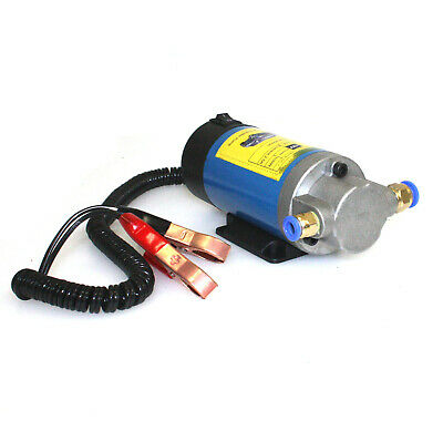 Miniature 12v 4 Litre Petrol Oil Fluid Extractor Pump Transfer Engine Vacuum