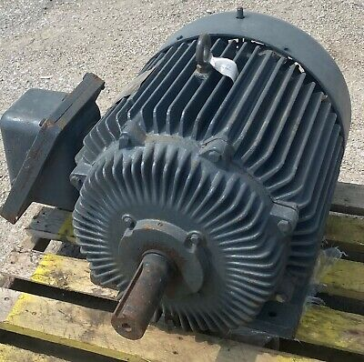 75 Hp Horizontal Electric Motor