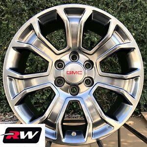 20 Gmc Wheels >> Factory 20 Gmc Wheels Ebay