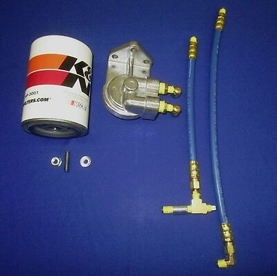 Fits Lincoln Welder Sa 200 Oil Filter Upgrade Kit F163 F162 Kn Heavy Duty