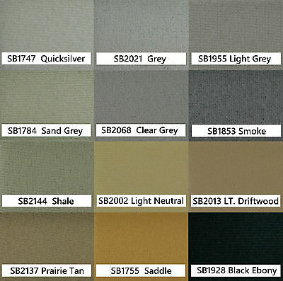 00-06 Chevrolet Tahoe Headliner Fabric Foam Backed extra for Shade & Visors