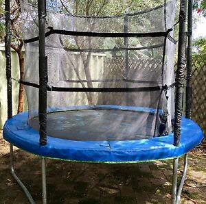 Vuly 8ft 'classic' trampoline Bassendean Bassendean Area Preview