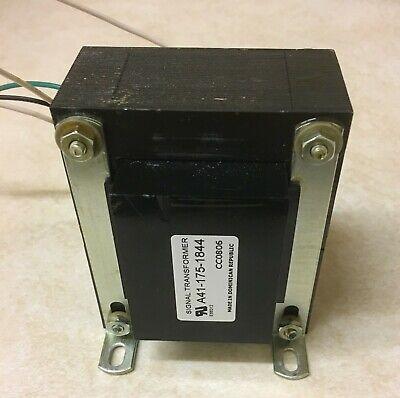 POWER TRANSFORMER  115 V ac to 24 V ac .@ 6 AMPS   175VA  ()