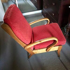 Mid Century Retro Vintage Armchair Petersham Marrickville Area Preview