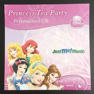 Disney Princess Personalized Music   Childs Name 64 Times  Mp3 Digital Download