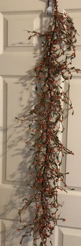 Fantastic Craft (like Katherine's Collection) Fall Bittersweet Vine Garland
