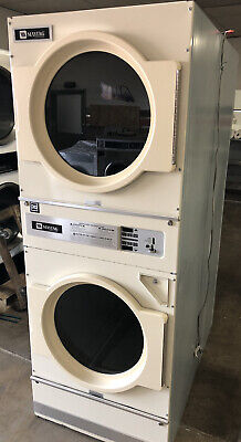 Maytag Commercial Stack Dryer Coin Operated Never Used
